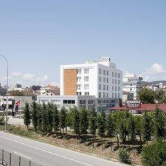 Апарт-Отель Zin D Home Alemdağ балкон