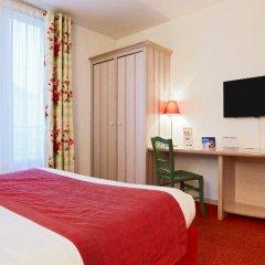 Отель Campanile Val de France 3* Стандартный номер с различными типами кроватей фото 2