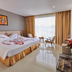 Отель Rigel Hotel Вьетнам, Нячанг - отзывы, цены и фото номеров - забронировать отель Rigel Hotel онлайн комната для гостей фото 5