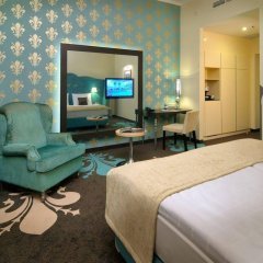 Отель La Prima Fashion Hotel Венгрия, Будапешт - 12 отзывов об отеле, цены и фото номеров - забронировать отель La Prima Fashion Hotel онлайн удобства в номере фото 2