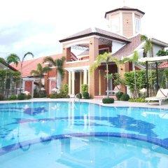 Отель Budsaba Resort & Spa бассейн