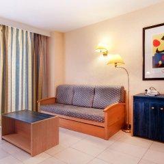 Vistasol Hotel Aptos & Spa комната для гостей