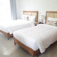 Отель Dalat De Charme Village Resort Далат комната для гостей