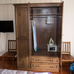 Отель Jomtien Beach Condominium Паттайя сейф в номере