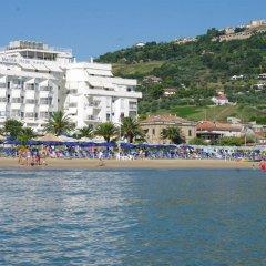 Отель Abruzzo Marina Италия, Сильви - отзывы, цены и фото номеров - забронировать отель Abruzzo Marina онлайн пляж фото 2