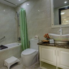 Noble Boutique Hotel Hanoi ванная фото 2