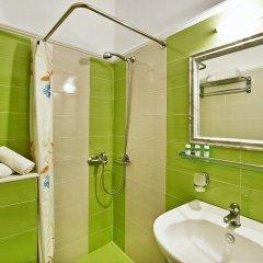 Отель Pension Petros Греция, Остров Санторини - отзывы, цены и фото номеров - забронировать отель Pension Petros онлайн ванная фото 2