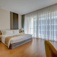 Отель The Pelican Residence & Suite Krabi Таиланд, Талингчан - отзывы, цены и фото номеров - забронировать отель The Pelican Residence & Suite Krabi онлайн комната для гостей фото 5