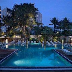 Отель Grand Hyatt Singapore Сингапур, Сингапур - 1 отзыв об отеле, цены и фото номеров - забронировать отель Grand Hyatt Singapore онлайн бассейн