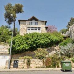Отель House 57 Иерусалим вид на фасад