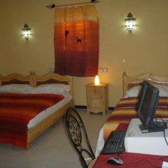 Отель Auberge La Source Марокко, Мерзуга - отзывы, цены и фото номеров - забронировать отель Auberge La Source онлайн комната для гостей фото 2