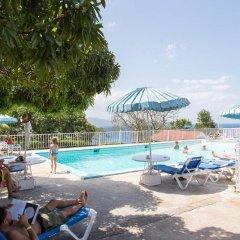 Отель Sky Box Beach Suite at Montego Bay Club Ямайка, Монтего-Бей - отзывы, цены и фото номеров - забронировать отель Sky Box Beach Suite at Montego Bay Club онлайн бассейн