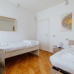 Отель Welc-om Padova Station Италия, Падуя - отзывы, цены и фото номеров - забронировать отель Welc-om Padova Station онлайн комната для гостей фото 3