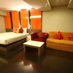 Отель HEAVEN@4 Бангкок спа