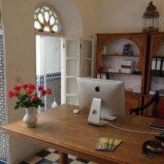 Отель Riad Senso Марокко, Рабат - отзывы, цены и фото номеров - забронировать отель Riad Senso онлайн комната для гостей фото 3