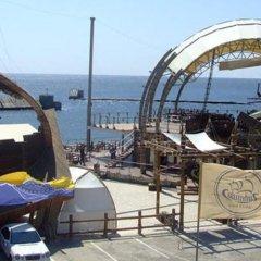 Гостиница Колумбус Одесса пляж
