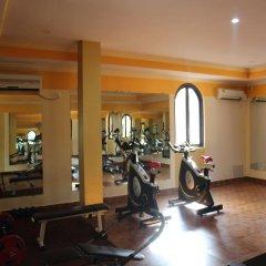 Отель Resort Terra Paraiso Индия, Гоа - отзывы, цены и фото номеров - забронировать отель Resort Terra Paraiso онлайн фитнесс-зал