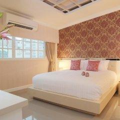 Отель The Raya Surawong Bangkok Бангкок комната для гостей фото 3