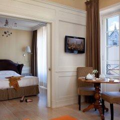 Отель Relais Santa Croce by Baglioni Hotels Италия, Флоренция - отзывы, цены и фото номеров - забронировать отель Relais Santa Croce by Baglioni Hotels онлайн комната для гостей фото 4
