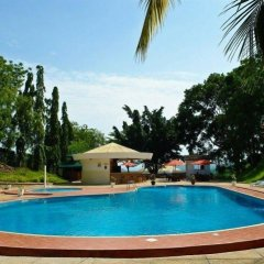 Отель Volta Hotel Akosombo Гана, Акосомбо - отзывы, цены и фото номеров - забронировать отель Volta Hotel Akosombo онлайн бассейн фото 2