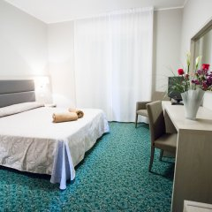 Отель Smeraldo Италия, Абано-Терме - отзывы, цены и фото номеров - забронировать отель Smeraldo онлайн комната для гостей фото 2