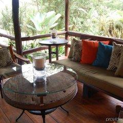 Отель Chachagua Rainforest Ecolodge интерьер отеля