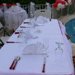 Отель Palm View Guesthouse And Conference Centre Монтего-Бей помещение для мероприятий фото 2