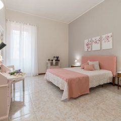 Апартаменты Patricia's Termini Apartment комната для гостей фото 3