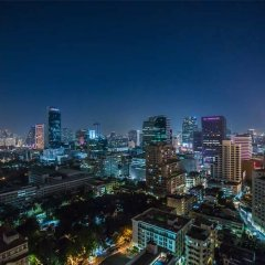 Отель Bandara Suites Silom Bangkok фото 4