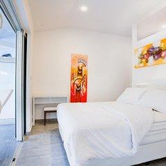 Отель Moorea Sunset Beach комната для гостей фото 2