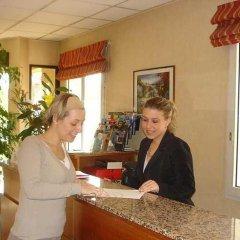 Отель Appart Hotel Nouvel Horizon Франция, Тулуза - отзывы, цены и фото номеров - забронировать отель Appart Hotel Nouvel Horizon онлайн интерьер отеля