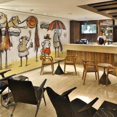 Arena Ipanema Hotel интерьер отеля