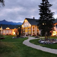 Отель BEST WESTERN PLUS Valemount Inn & Suites фото 4