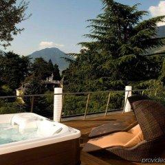 Отель Park Hotel Mignon Италия, Меран - отзывы, цены и фото номеров - забронировать отель Park Hotel Mignon онлайн бассейн фото 2