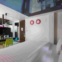 Отель The Color Kata Таиланд, пляж Ката - 1 отзыв об отеле, цены и фото номеров - забронировать отель The Color Kata онлайн бассейн