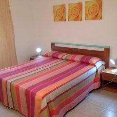 Отель Casa Vacanze Maria Grazia Рокка-ди-Папа комната для гостей фото 3