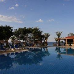 Отель Crystal Springs Beach Протарас бассейн