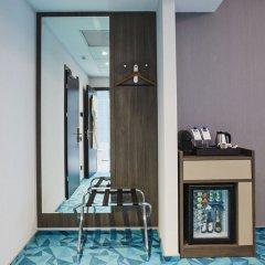 Гостиница Миротель Новосибирск 4* Стандартный номер с разными типами кроватей фото 22
