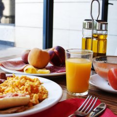 Отель Travelodge Barcelona Poblenou в номере