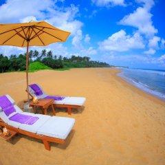 Отель Aditya Boutique Hotel Шри-Ланка, Катукурунда - отзывы, цены и фото номеров - забронировать отель Aditya Boutique Hotel онлайн пляж