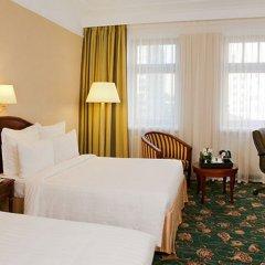 Гостиница Марриотт Москва Тверская 4* Стандартный номер 2 отдельные кровати