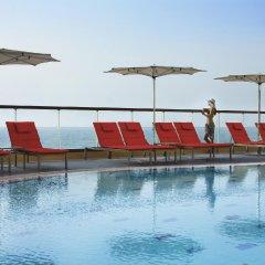 Отель Amwaj Rotana, Jumeirah Beach - Dubai бассейн фото 2