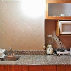 Отель Aparta Hotel Turey Доминикана, Санто Доминго - отзывы, цены и фото номеров - забронировать отель Aparta Hotel Turey онлайн ванная