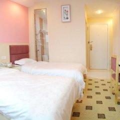 Отель Guangzhou Shangjiuwan Hotel Китай, Гуанчжоу - отзывы, цены и фото номеров - забронировать отель Guangzhou Shangjiuwan Hotel онлайн комната для гостей фото 2