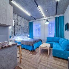 Апарт-Отель Комфорт Санкт-Петербург комната для гостей фото 2