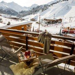 Hotel Alpen Ruitor бассейн