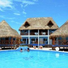 Отель Cielito Holbox бассейн фото 2