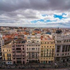 Отель Petit Palace Alcalá Испания, Мадрид - 3 отзыва об отеле, цены и фото номеров - забронировать отель Petit Palace Alcalá онлайн фото 8