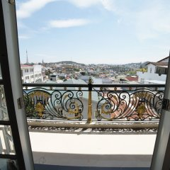 Sammy Dalat Hotel балкон