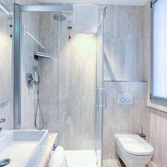 Отель MH Florence Hotel & Spa Италия, Флоренция - 2 отзыва об отеле, цены и фото номеров - забронировать отель MH Florence Hotel & Spa онлайн ванная